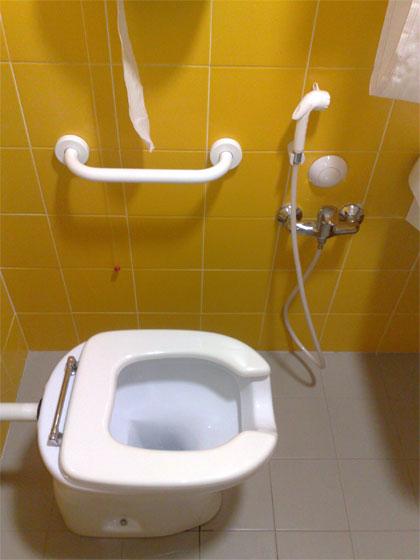 Bagni per disabili idraulico torino raffaele roselli for Arredo bagno per disabili